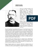 Mariano H Cornejo 1919