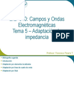 05-Adaptación de Impedancia