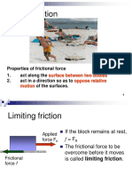 1.2 Law of friction
