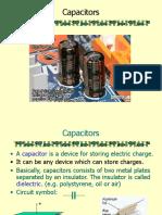 3.3 Capacitors