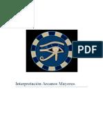 Significado de Los Arcanos Mayores Con Grafica