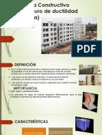 Sistema Constructivo MDL