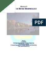 Module 9 - River Morphology