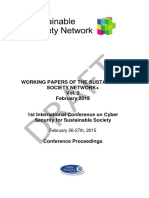 CSSS2015-Information Trustworthiness Misinformation Problems2