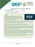 INTERACCIONES DEL AGUA CON EL CYPHOS® IL 104. CINÉTICA Y PRUEBAS DE TENSIÓN INTERFACIALES