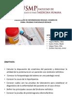 Examen de Orina Caso clínico