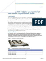 Cisco NexusN7K F248XP 25E