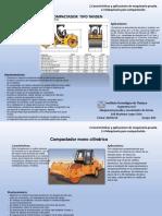 Maquinaria Para Compactacion
