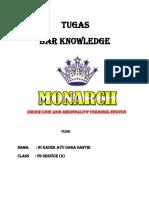 Bar Knowledge