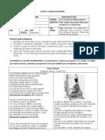 Guía n1 Unidad 1 Poema Hua Mulan