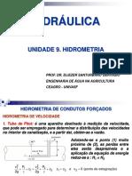 Unidade9_Hidrometria