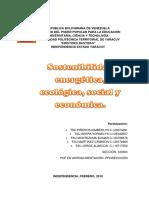 Sostenibilidad y Sustentabilidad