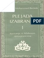 PLEJADA IZABRANIH I KAZIVANJA O ALLAHOVIM VJEROVJESNICIMA