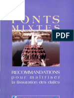 Ponts Mixtes Fissuration