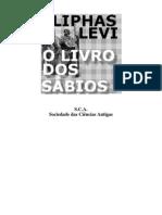 O Livro Dos Sabios Eliphas Levi