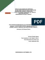 EVALUACIÓN FITOSANITARIA DE LOS CHAGUARAMOS (Roystonea oleracea) Y CHAGUARAMOS ENANOS (Adonidia merrillii) EN LA AVENIDA YARACUY, YARACUY VENEZUELA