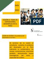 Macro 4 Desempleo Perú 2017