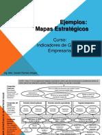Ejemplo de Mapa Estratégico