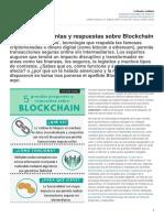 5 Grandes Preguntas y Respuestas Sobre Blockchain