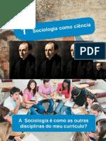 Augusto Comte e o Início Da Sociologia