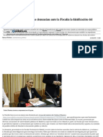 Asociaciones Universitarias Denuncian Ante La Fiscalía La Falsificación Del Máster de Cifuentes