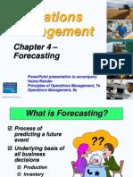 O S P M 04 Forecasting 2