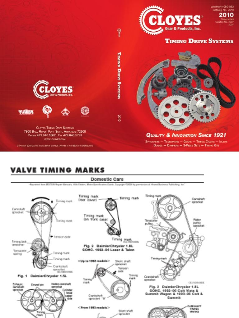 197479386-TIMING-DIAGRAMS-pdf pdf | Toyota | V6 Engine