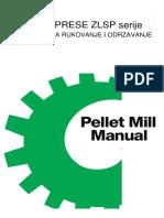 Mafiadoc.com Pellet Mill Manual