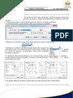 Computo - Excel Formato Condicional - 5to