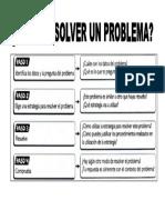 Como Resolver Un Problema
