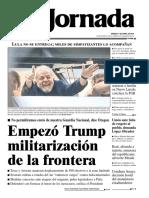 portada la jornada 7 de abril 2018
