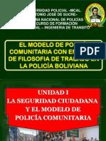 UNIDAD I - MODELO DE POLICÍA COMUNITARIA.pptx