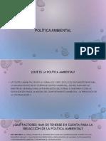 La política ambiental.pptx