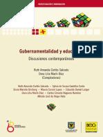 Cortés-Marín (Comp.) - Gubernamentalidad y educación. Discusiones contemporáneas.pdf