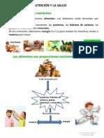 La Nutrición y La Salud 2017