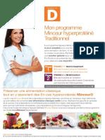 Minceur Proteica Dieta Fase 1 e 2
