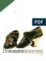En Los Zapatos de La Virreina