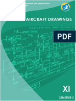 Electrical Aircraft Drawings XI 3