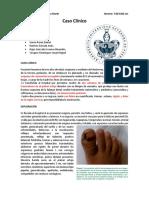 Caso Clinico Tetanos Generalizado