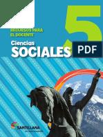 Ciencias Sociales 5 en Movimiento