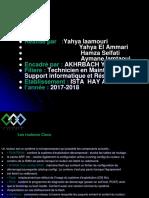 Expo Configuration Des Routeur