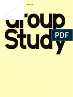 Duhigg. Group Study From New York TimesMagazine. February 28 2016.