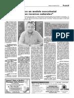 2018-02-24 Paralelo 32 Página 18 y 19 Luis Lafferriere Arg y El Modelo Neocolonial