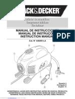 Compresor Black&Decker ASI200