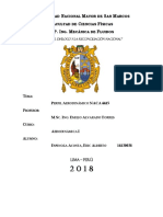 Informe Perfil NACA 4415