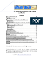 The proven and consistent way to make profit from the stock Market.pdf