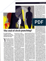 End of Clock-punching
