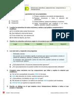 Adverbio y Preposición