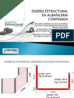 Masonry Course_Diseño Albañileria Aplicación