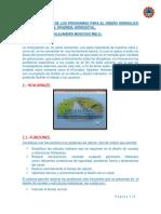 (Alejandro Moscoso Melo)Funciones de Los Programas Para El Diseño Hidraulico